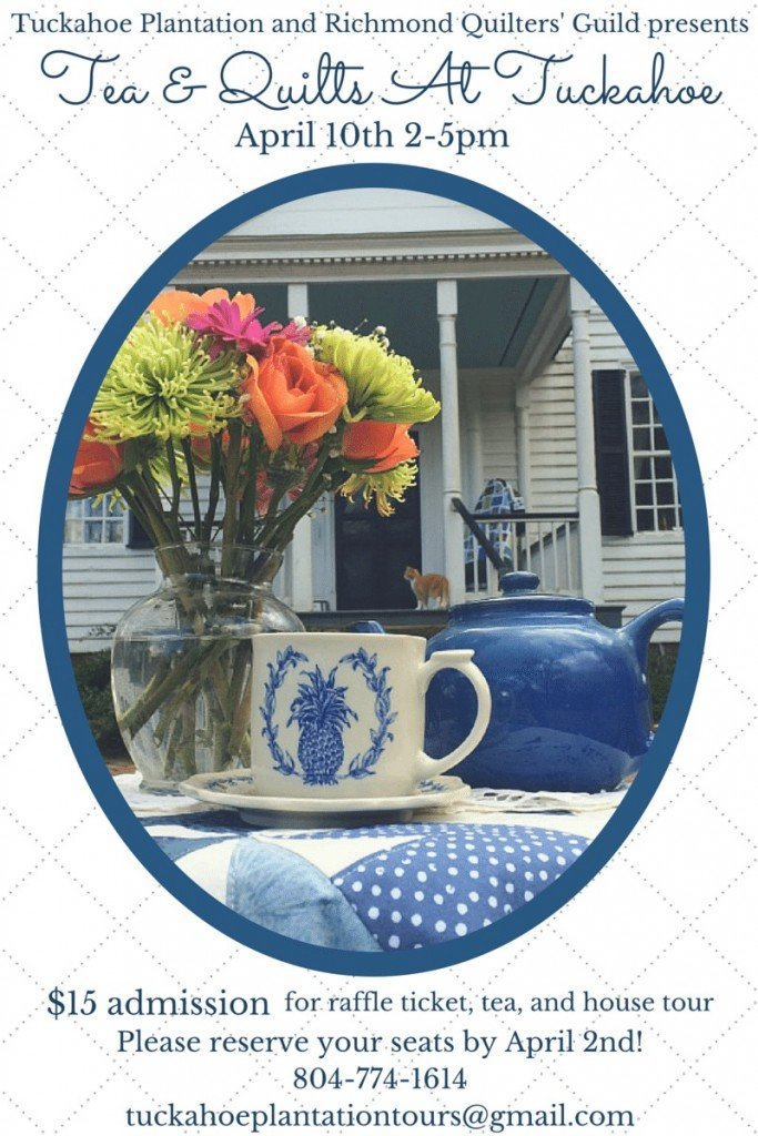 Tea & Quilts